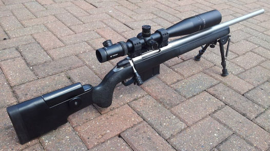 Atlasworxs Upgrade Kit For Tikka T3 And T3x With Knurled Knob