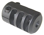 CoreBrake Muzzle Brake for Stubby AR15